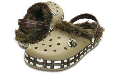 Le Crocs Chewbecca!
