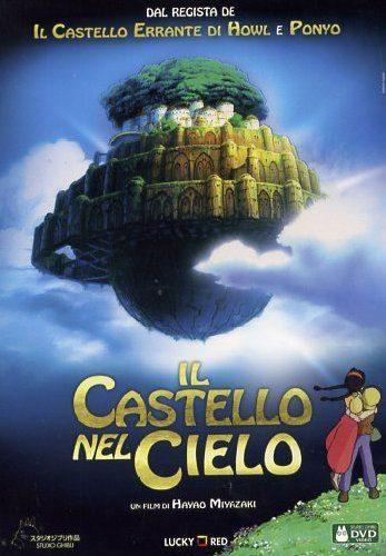 laputa castello nel cielo dvd miyazaki 2