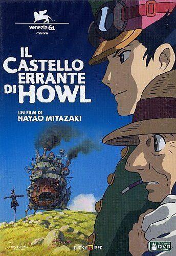 Il castello errante di Howl DVD