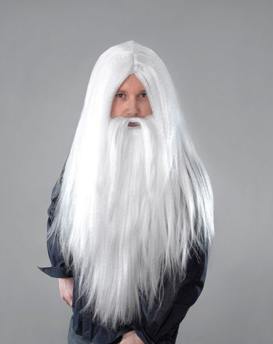 Barba da vecchio saggio