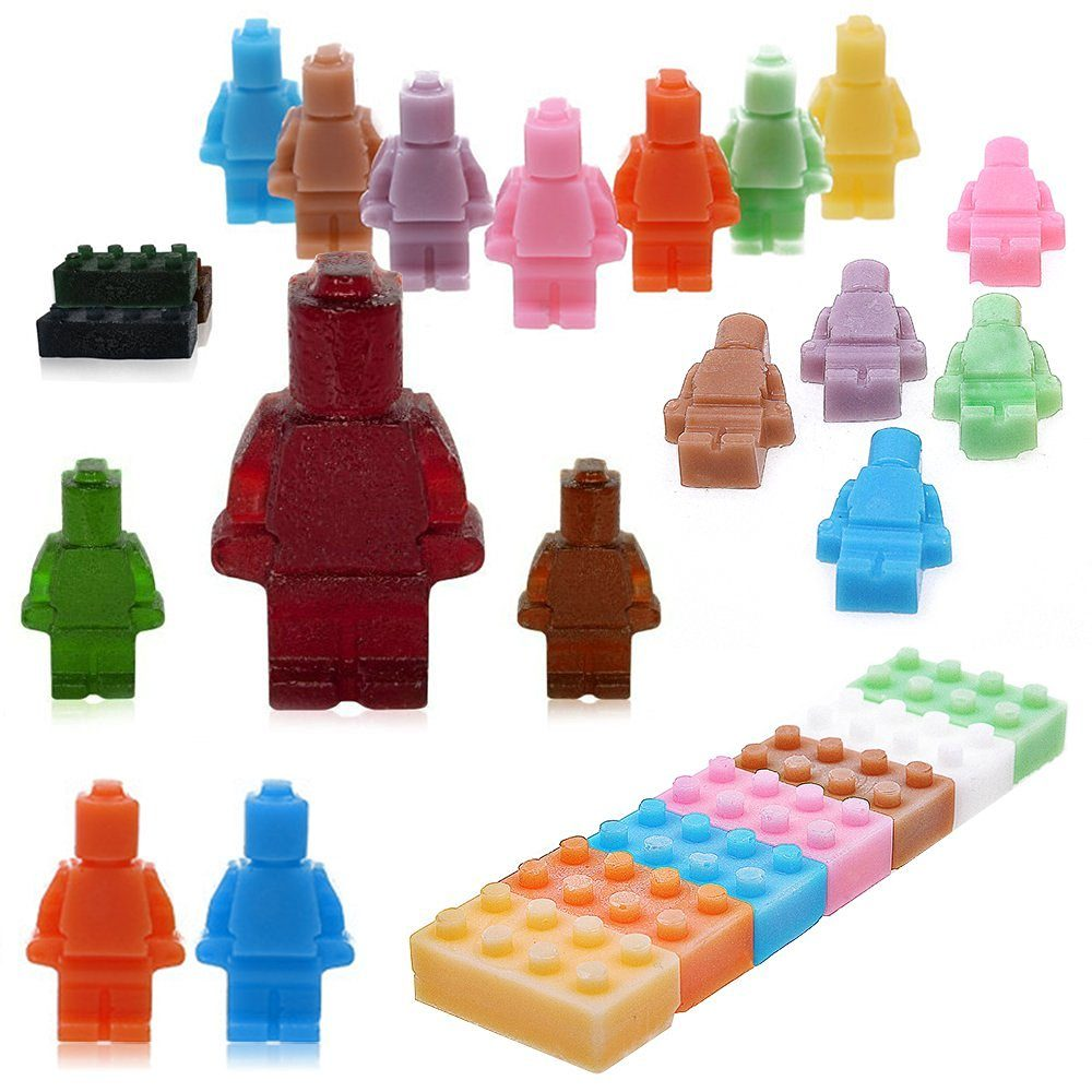 stampi lego caramelle gelatina 17
