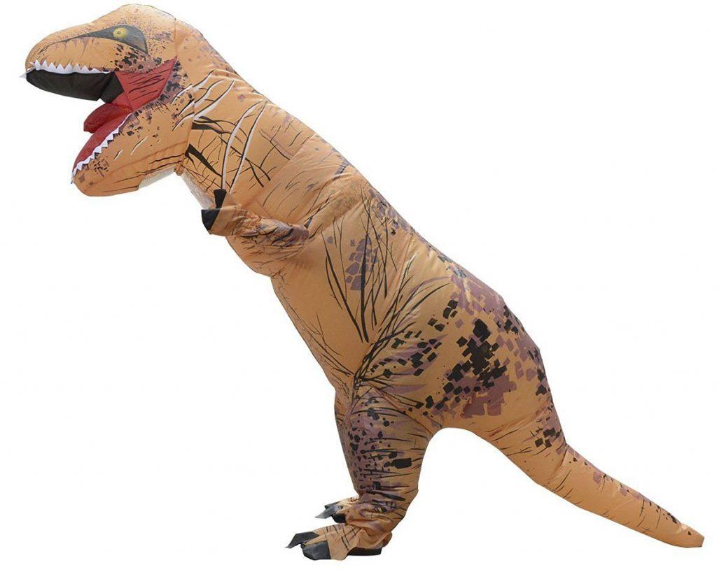 costume t-rex gonfiabile 1