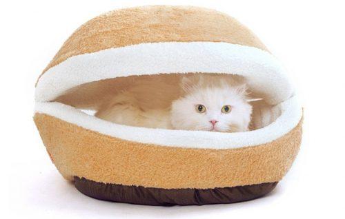 Cat Burger, la cuccia definitiva per il tuo gatto