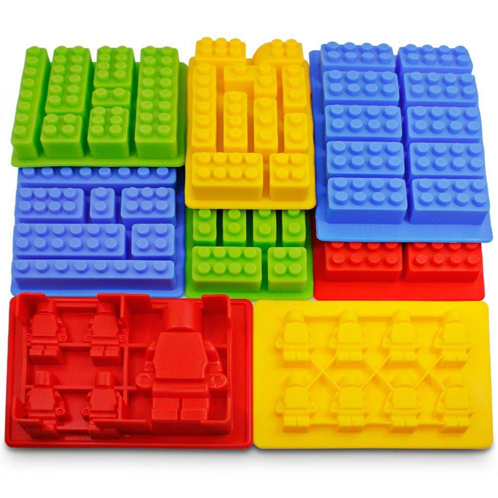 stampi lego caramelle gelatina 6