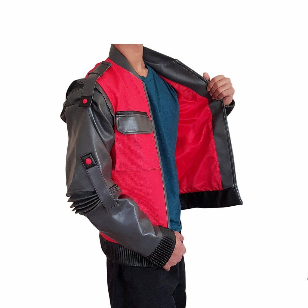 giacca marty mc fly ritorno al futuro 3