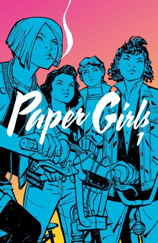 Fumetto Paper girls vol.1