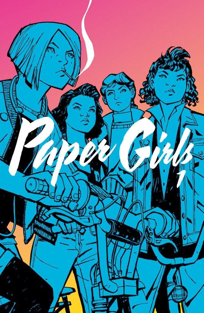 paper girls vol 1 bao publishing 1