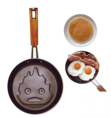 Kit Padella per pancake con Calcifer
