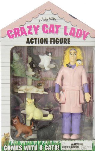 Action figure GATTARA!