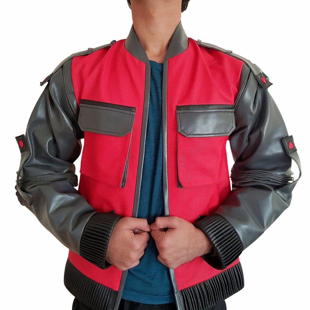 giacca marty mc fly ritorno al futuro 1