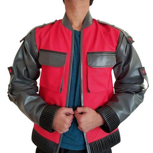 La giacca di Marty McFly di Ritorno a futuro