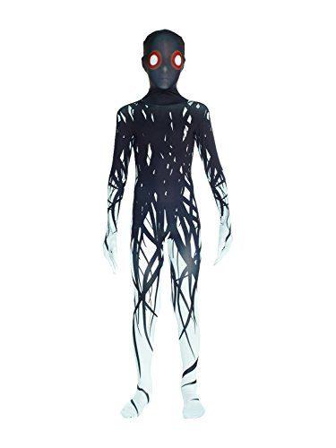 Morphsuits KLAAS -Costume per travestimento da Mostro Zalgo, Bambini, 100-120 cm, S