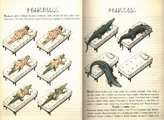 codex seraphinianus 4