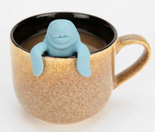 Infusore per il tè lamantino