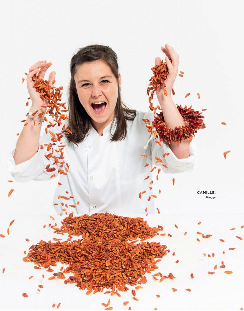 Il libro di ricette italiane illustrato da Olimpia Zagnoli