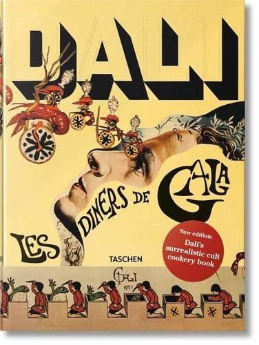 Il libro di cucina di Salvador Dalì