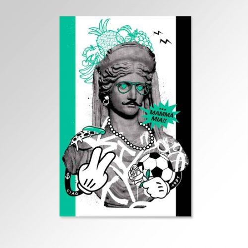 Senza Titolo Serigrafia di Thomas Raimondi