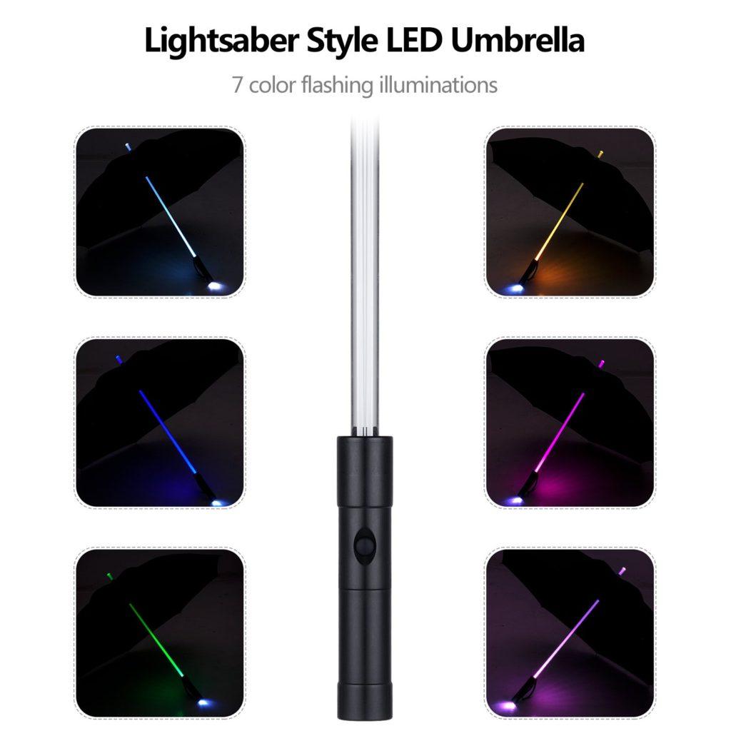 Ombrello Spada laser, Blade Runner