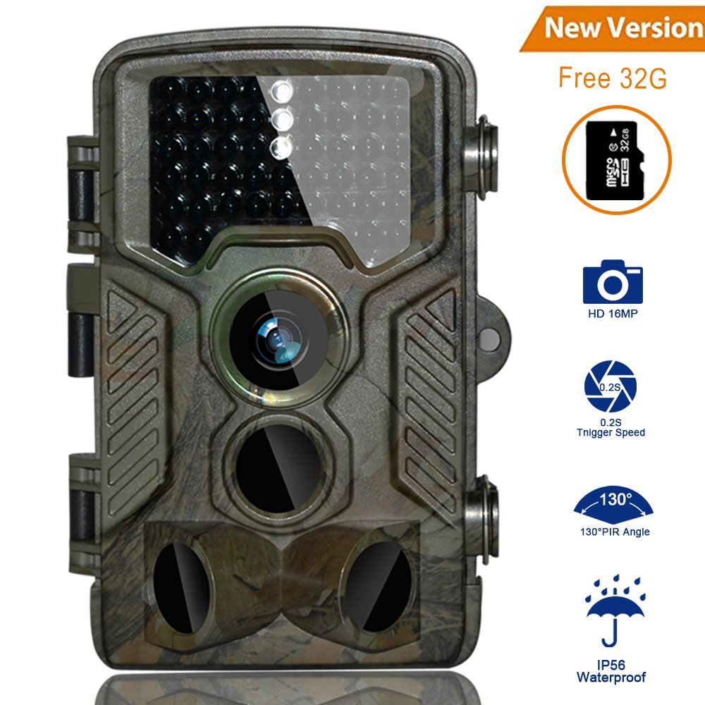 Fotocamera automatica ad Infrarossi e visione notturna
