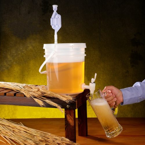 Secchio per fermentazione